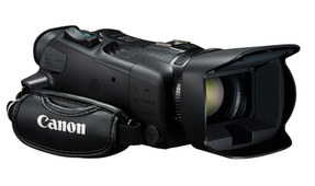 Canon's New HD Camcorders