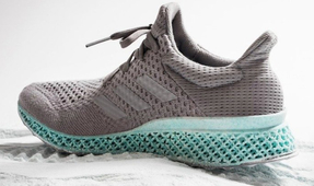 Adidas Creates Shoe Out of Plastic from Ocean