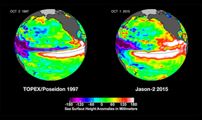 NASA Promises Chaotic Weather in 2016 as the El Nino Strengthens