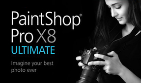 Corel Releases New Version of PaintShop Pro X8 Software