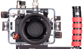 Ikelite Now Shipping Housing for Canon EOS M3
