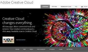 Photoshop Creative Cloud Update Available