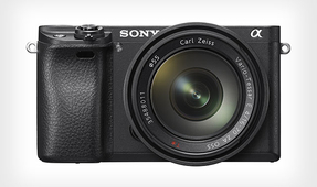"Sony Announces A6300 with ""World's Fastest Autofocus"""
