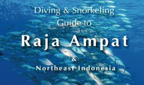 New Book: Diving & Snorkeling Guide to Raja Ampat