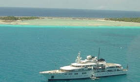 Cayman Reef Damaged By Billionaire's Yacht Undergoes Restoration