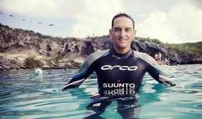 William Trubridge Breaks Two Freediving Records