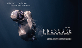"Pepe Arcos Releases Freediving Film, ""Pressure"""