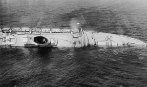 Iconic Andrea Doria Wreck Badly Deteriorated