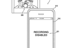 Apple Patents System for Disabling Cameras