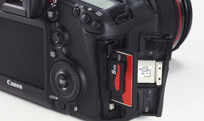 Report: Canon 5D Mk IV to Have CFast and SD Card Slots