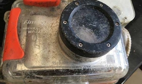 Diver's Lost Camera Found 600 Miles Away