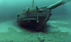 Great Lakes' Second Oldest Confirmed Shipwreck Discovered