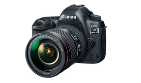 Canon Announces 30MP 5D Mark IV with Dual Pixel RAW