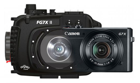 Fantasea Issues Full Product Release for Canon G7 X Mark II Housing