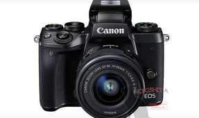 Specs and Images for Canon's Upcoming Mirrorless Camera