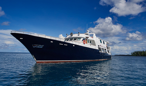 Truk Master Liveaboard Refitted and Now Exploring the Wrecks of Truk Lagoon