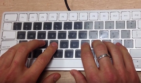 New Apple Keyboard Could Have Photoshop Shortcuts