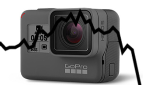 GoPro Halts Sales on Amazon, Stock Tumbles