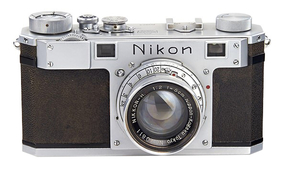 Third Nikon Camera Ever Made Fetches $400K at Auction