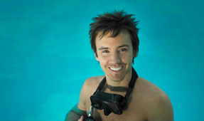 """Sharkwater"" Filmmaker Rob Stewart Missing After Florida Dive"