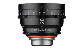 Samyang Announces XEEN 20mm Video-Cine Lens