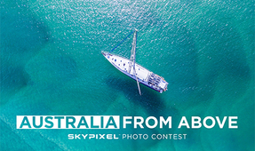 SkyPixel, DJI and Tourism Australia Launch Drone Photography Contest