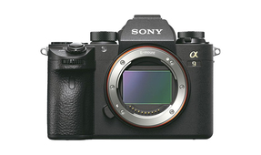 Sony Announces Alpha 9 Full-Frame Mirrorless