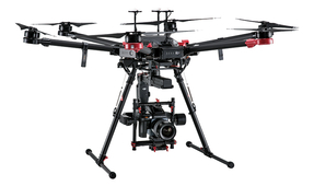 DJI and Hasselblad Launch 100-Million-Pixel Drone