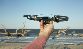 DJI Launches New Drone: Spark