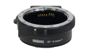 Metabones Firmware Update Provides 10fps Shooting on the Sony with Canon EF Lenses