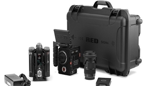 RED Raven Kit Now Sold Exclusively Via Apple Online