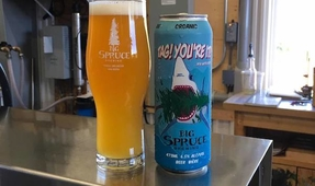 New Nova Scotia Beer Helps Raise Shark Awareness