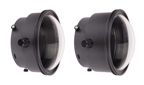 Ikelite Releases Six-Inch Dome Ports for Mirrorless Housings