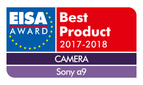 Sony Alpha 9 Wins EISA European Camera of the Year 2017–2018