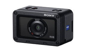 "1"" Sensor in 110-Gram Newly Launched Sony RX0"
