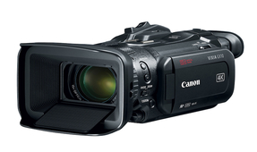 Canon Announces Three New 4K UHD Video Camcorders