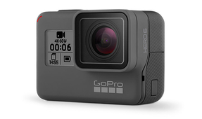GoPro HERO6 Black Announced