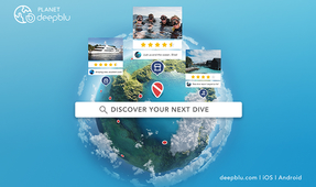 Planet Deepblu Dive Trip Planning Tool Launched