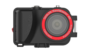 SeaLife Unveils ReefMaster Compact Camera with 4K Video