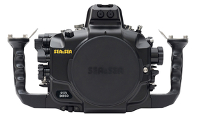 Sea&Sea Announces Housing for the Nikon D850