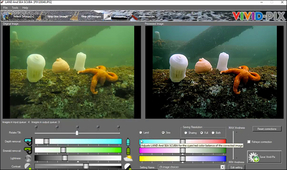 Vivid-Pix Releases Land & Sea Scuba Software with RAW Support