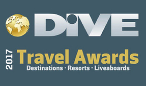 "Siladen Awarded ""Best Resort"" by Dive Magazine"