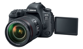 Canon Releases 6D MK II Firmware Update v1.0.3