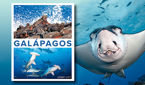 New Travel Guidebook to Galápagos Announced