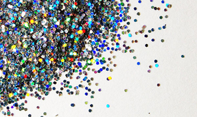 Ban Glitter to Save the Ocean
