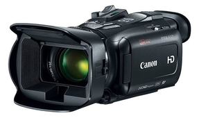 Canon Announces Three New Camcorders Available Late December