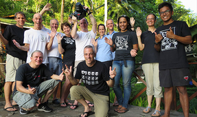 "6th Annual ""Capturing Critters in Lembeh"" Kicks Off"