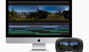 Final Cut Pro X Offers 360-Degree VR Video Editing
