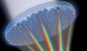 "Wafer-Thin ""Metalens"" Could Revolutionize Imaging"