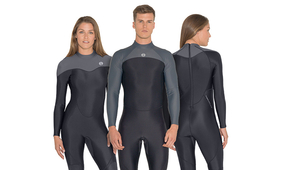 New Fourth Element Wetsuits Made from Fishing Nets